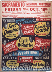 biggest show stars poster