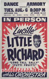 Little Richard Kentucky 1957