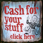 cash for your stuff sign