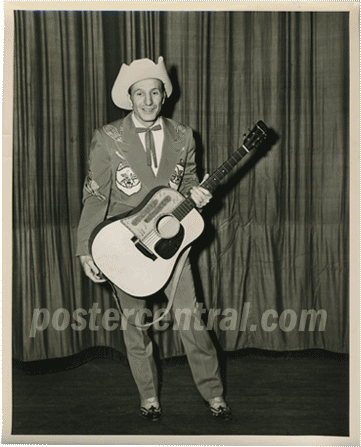 Ferlin Huskey old vintage photo