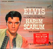 Elvis Harum Scarum album