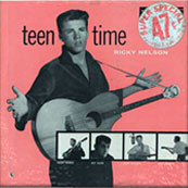 Ricky Nelsn teen time album