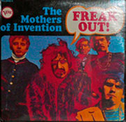 mothers of invention freak out album