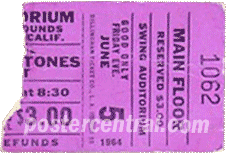 The Rolling Stones ticket